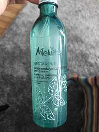 Melvita - Gelée nettoyante purifiante - Effet frisson