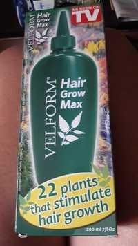 VELFORM - Hair grow max