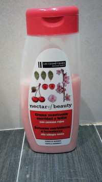 LES COSMÉTIQUES DESING PARIS - Nectar of beauty - Crema suavizante con cerezas rojas