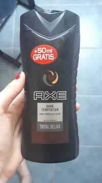 AXE - Dark temptation total relax - Body wash