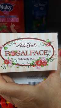 ACH. BRITO - Rosalface - Sabonete oval