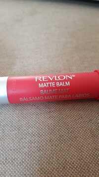 Revlon - Baume Mat