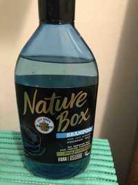 NATURE BOX - Shampoo with cold pressed coconut oil