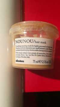 Davines - Nounou hair mask