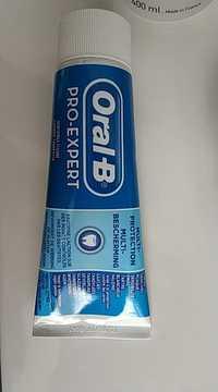 ORAL-B - Pro-Expert - Dentifrice fluoré