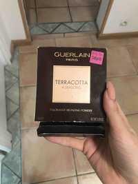Guerlain - Terracotta 4 seasons - Tallor-made bronzing powder