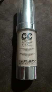 PARISAX - CC crème - Perfecteur et unificateur de teint