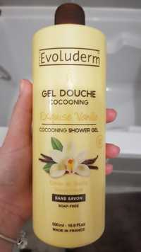 EVOLUDERM - Gel douche cocooning - Exquise Vanille