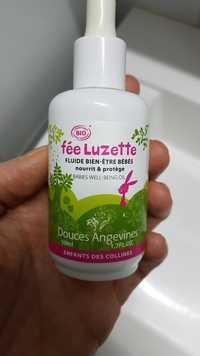 Douces Angevines - Fée Luzette - Fluide bien-être bébés