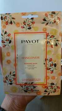 Payot - Hangover - Morning mask
