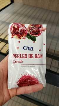 CIEN - Grenade - Perles de bain