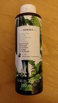 KORRES - Thé à la Menthe - Gel douche
