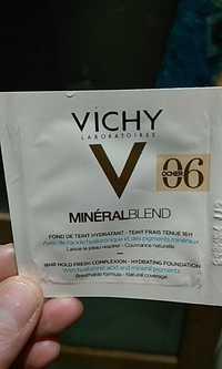 VICHY - Minéral blend - Fond de teint hydratant 06