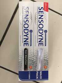 SENSODYNE - Dentifrice soin blancheur