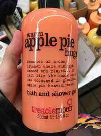 TREACLE MOON - Warm apple pie hugs - Bath and shower gel