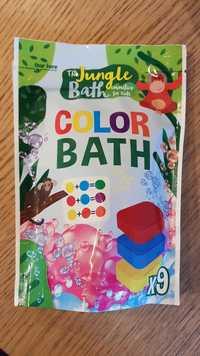 THE JUNGLE BATH - Color bath