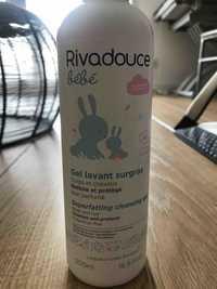 RIVADOUCE - Bébé - Gel lavant surgras