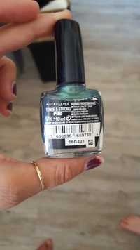 Maybelline - Tenue & strong pro - Vernis professionnel