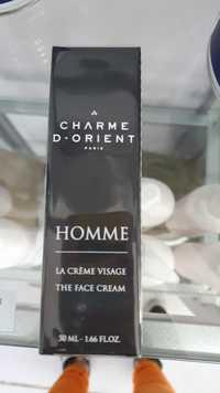 CHARME D'ORIENT - Homme - La crème visage