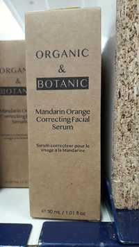 DR BOTANICALS - Organic & botanic - Sérum correcteur pour le visage à la mandarine