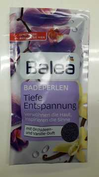 Balea - Badeperlen - Tiefe entspannung
