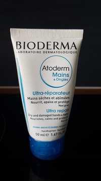 Bioderma - Atoderm mains et ongles - Ultra-réparateur