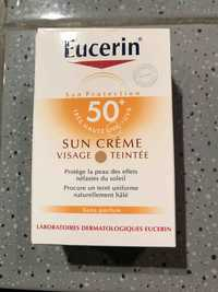 Eucerin - Sun protection crème visage teintée SPF 50+