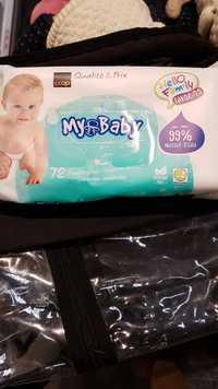 MY BABY - Lingettes imprégnées