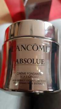Lancôme - Absolue - Crème fondante