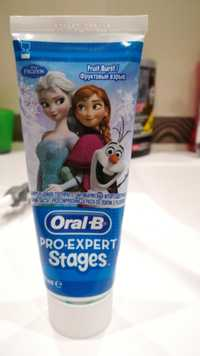 ORAL-B - Pro-expert - Stages - Toothpaste