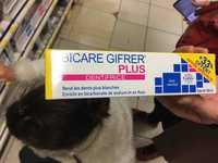 Gifrer - Bicare gifrer plus - Dentifrice goût menthol