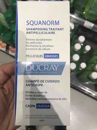 DUCRAY - Squanorm - Shampooing traitant antipelliculaire