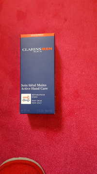 CLARINS - Men soin idéal mains