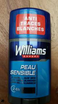 WILLIAMS EXPERT - Anti-traces blanches peau sensible