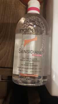 NOREVA - Sensidiane - Eau micellaire peaux intolérantes