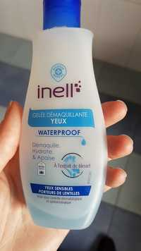 Marque Repère - Inell - Gelée démaquillante yeux Waterproof
