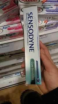 Sensodyne - Soulage et protège les dents sensibles