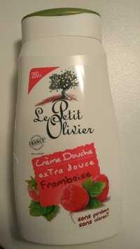 LE PETIT OLIVIER - Framboise - Crème douche extra douce