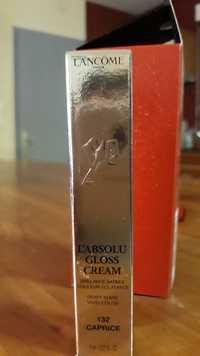 Lancôme - L'absolu gloss cream - Brillance satinée couleur éclatante 132 Caprice