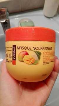 CASINO - Masque nourrissant pour cheveux secs