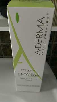 A-Derma - Exomega - Bain apaisant corps