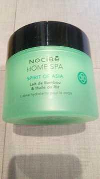 NOCIBÉ - Home spa - Crème hydratante pour le corps