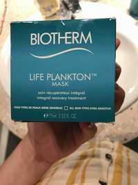 Biotherm - Life plankton - Mask