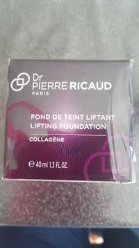 Dr Pierre Ricaud - Fond de teint liftant - Beige clair