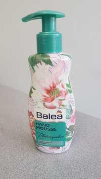Balea - Blütenzauber - Hand mousse