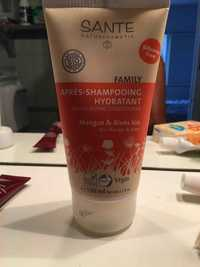 SANTE NATURKOSMETIK - Après-shampooing hydratant Mangue & Aloès bio