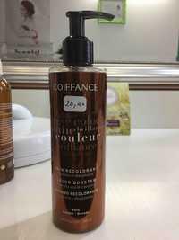 COIFFANCE - Soin recolorant doré