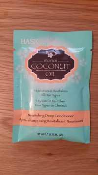 HASK - Monoï Coconut oil - Après-shampooing revitalisant nourrissant