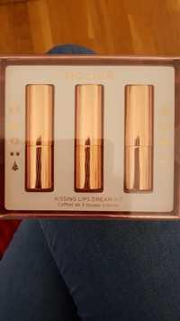 NOCIBÉ - Kissing lips dream kit - Coffret de 3 rouges à lèvres