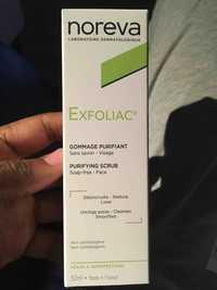 NOREVA - Exfoliac - Gommage purifiant